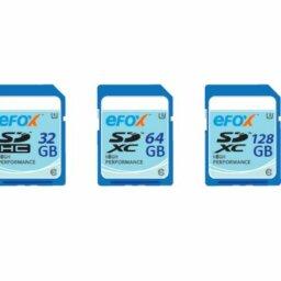 eFOX SD Card