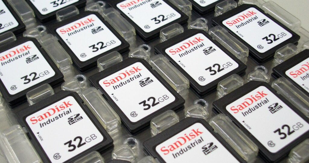 Sandisk-Industrial-SD-Card