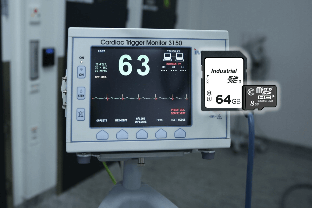industrial sd card for medical