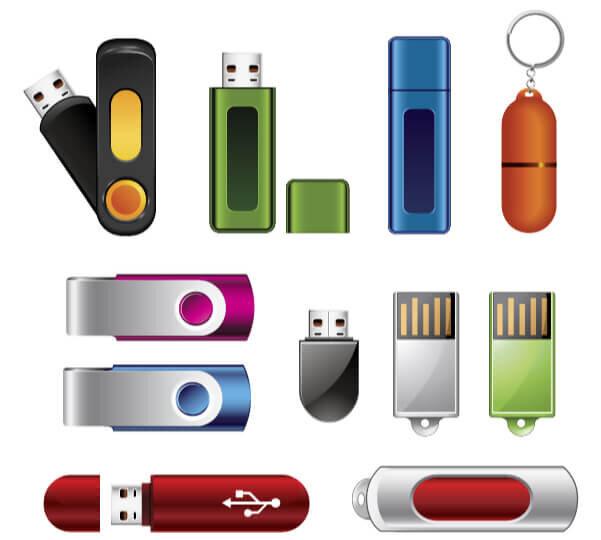 customized flash drive