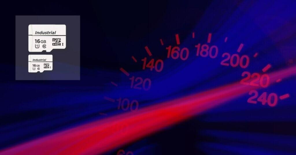 industrial card-speed